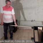 Brunswick Black Wolf 8ft, Čižići 06. 2019. 2