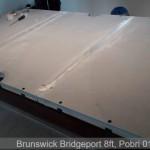 Brunswick Bridgeport 8ft, Pobri 01. 2019. 7