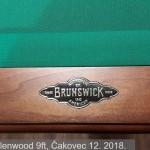 Brunswick Glenwood 9ft, Čakovec 12. 2018. 11