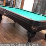 Brunswick Glenwood 9ft, Čakovec 12. 2018. 13