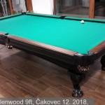 Brunswick Glenwood 9ft, Čakovec 12. 2018. 9