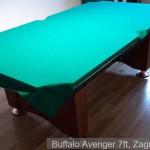 Buffalo Avenger 7ft, Zagreb 06. 2019. 2