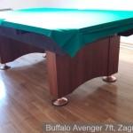 Buffalo Avenger 7ft, Zagreb 06. 2019. 3