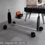 Cornilleau 100s, Zagreb 05. 2019. 1
