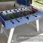Garlando Master Pro, Barbariga 05. 2018. 2