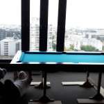 biljarski stol york Eurotower 2