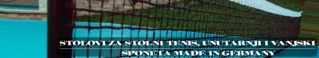 Stolovi za stolni tenis